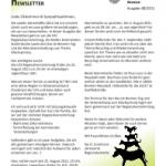 Newsletter der CAJ Bremen